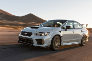 Here's Why the 2020 Subaru WRX STI S209 Sells for Over List Value