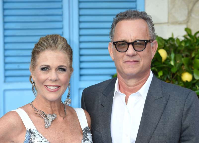 Tom Hanks, Rita Wilson are posing for a picture: Tom Hanks and his wife Rita Wilson have both tested positive for coronavirus, the US actor said Wednesday.