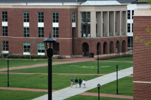 Liberty University Brings Back Its Students, and Coronavirus, Too