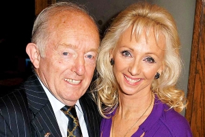 Debbie McGee posts bittersweet tribute to late husband Paul Daniels on 32nd wedding anniversary