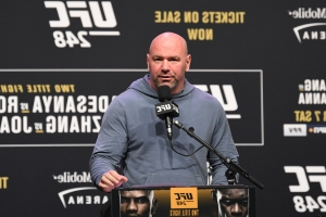 Report: UFC president Dana White named in Las Vegas sex-tape extortion lawsuit