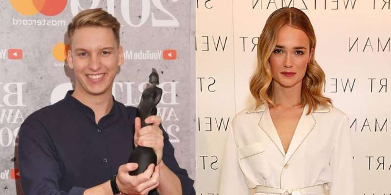Florrie, George Ezra are posing for a picture: George Ezra and girlfriend Florrie have split after 3 years together, as the singer admits to feeling lonely in self isolation.