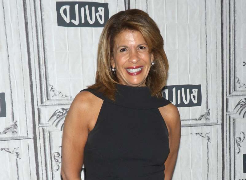 Hoda Kotb attends the Build Series to discuss her new book 'You Are My Happy' at Build Studio on March 12, 2019 in New York City.