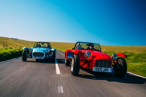 New Caterham Super Seven 1600 revives spirit of the Seventies