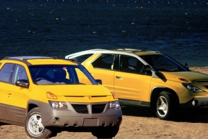 Was the Pontiac Aztek Really That Bad? A Look Back at GM's Weirdest Experiment