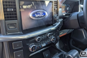Get a Look at the 2021 Ford F-150's Screen-Heavy Dash