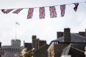 VE Day bunting ideas: how to make your own Union Jack decorations, and where to buy them for May bank holiday