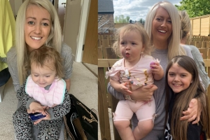 Young mum with MND makes heartbreaking decision to say goodbye to kids and moves into hospice for 'final chapter'