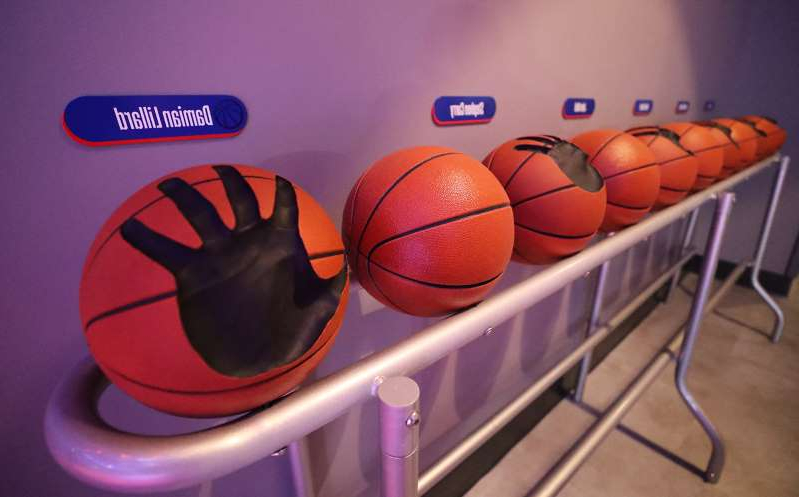 Disney, which hosts an NBA Experience interactive in Orlando, is open to hosting the NBA as it returns to game play.(Ricardo Ramirez Buxeda/Orlando Sentinel/Tribune News Service via Getty Images)