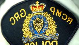 a close up of a logo: RCMP in Chilliwack say they were shot at by a distraught man in a home on Christina Drive on Saturday May 23, 2020.