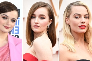 The Ultimate Social-Distance Pitch? Margot Robbie, Kaitlyn Dever, Joey King and 'Peanut Butter Falcon' Duo Shopping Hot TV Series (Exclusive)