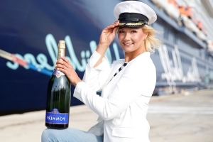 Strong women for large ships: godmothers of the cruise industry