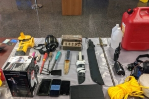 2 men from Ohio busted with cache of weapons during NYC protests