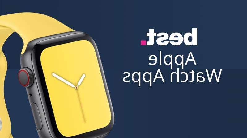 a close up of a clock: The best Apple Watch apps