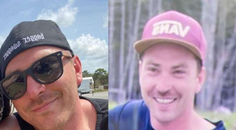 a couple of people that are wearing glasses and smiling at the camera: Jacob Donald Croft was last seen Wednesday on Northfield Road in Maitland.
