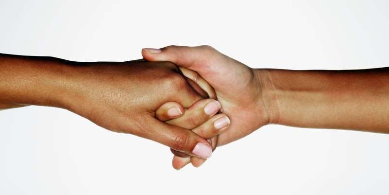a close up of a hand: Think you might be in an aromantic relationship? Here's the definition of 'aromantic,' plus how it compares to asexual relationships and friendships.