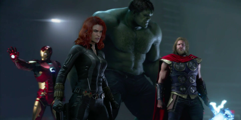 a group of people posing for the camera: Marvel's Avengers video game news, trailers, gameplay and everything you need to know. Square Enix and Marvel finally assemble - after two years of waiting.