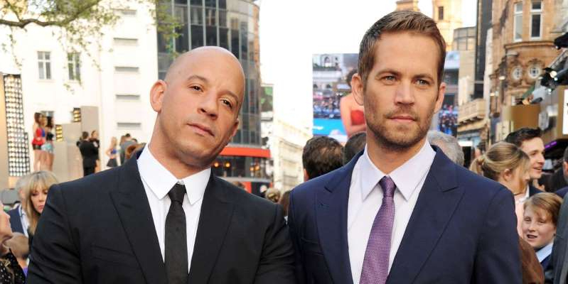 Paul Walker, Vin Diesel are posing for a picture: Fast and Furious star Paul Walker's daughter Meadow reunites with Vin Diesel's children.