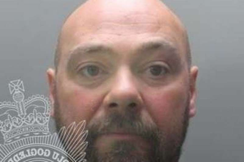 a man looking at the camera: Steven Whyman, of Woodland Road, in Leeds, who was caught nearly four times the alcohol limit