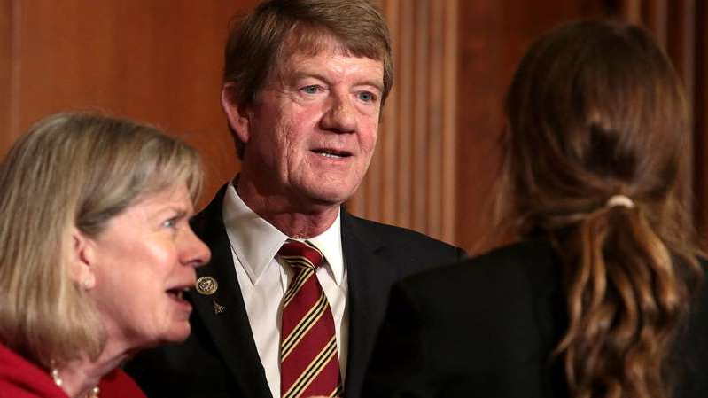 Scott Tipton wearing a suit and tie: Colorado GOP Rep. Scott Tipton defeated in primary upset