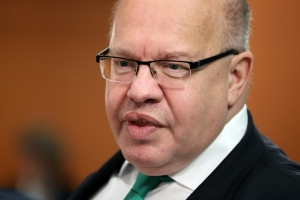 Altmaier warns of the consequences of the corona crisis in the USA for the global economy