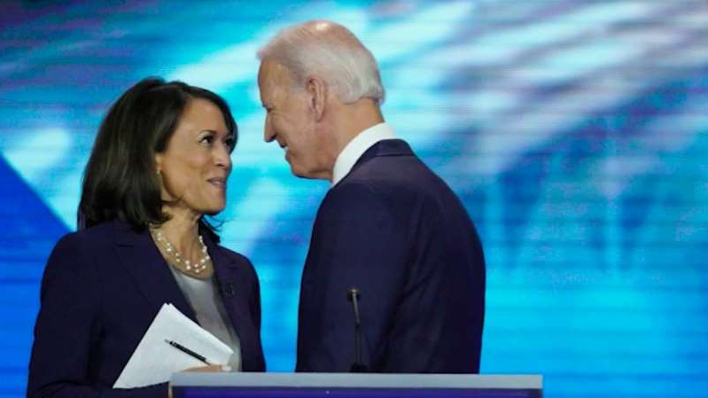 Politics Kamala Harris Wikipedia Page Scrubbed Of Information Amid Veepstakes Igniting Online Fight Pressfrom Us