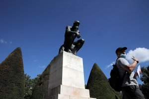 France's Rodin Museum sells bronzes to weather virus crisis