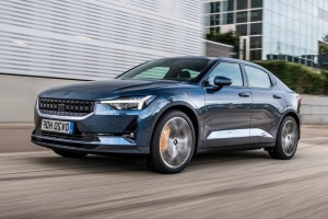 Polestar 2 hatchback review