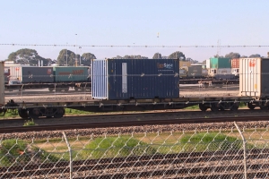 Stowaways caught allegedly trying to escape Victoria on freight train