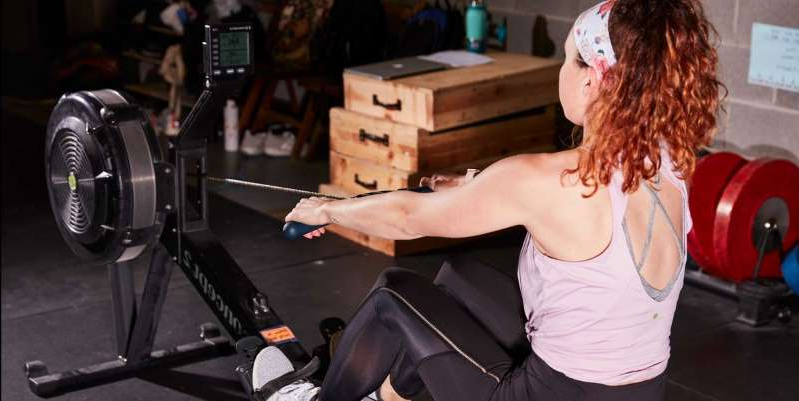 The rowing machine can be a powerful cross-training tool to build speed, strength, and endurance while preventing injury.