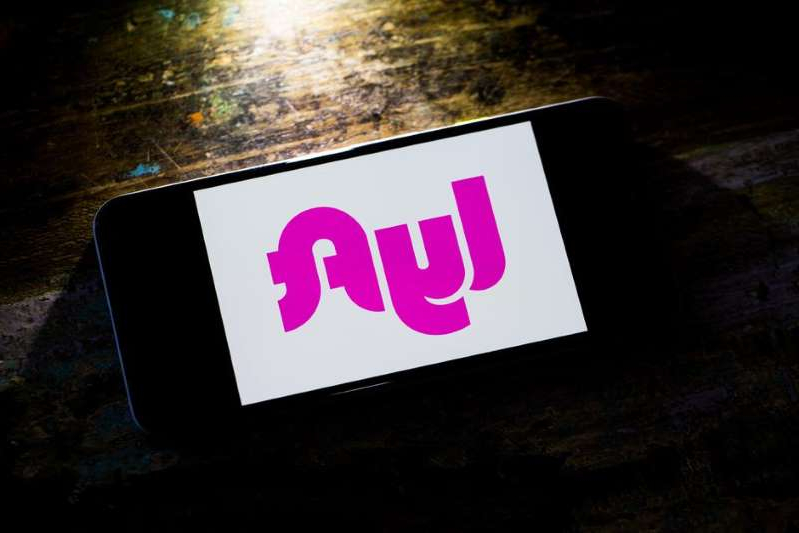 a close up of a sign: Lyft confirms it's partnered with Canadian military defense contractor Mission Ready Solutions. Angela Lang/CNET