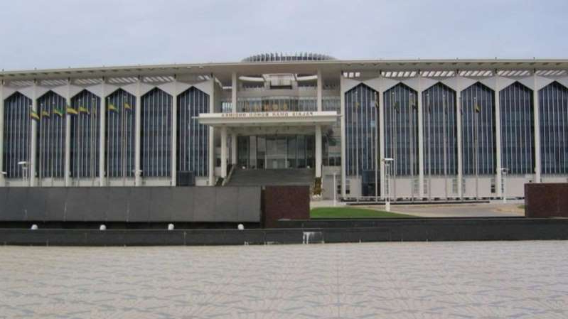 Le Parlement gabonais à Libreville (Photo d'illustration).