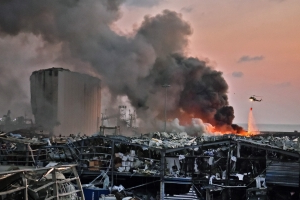 Fact check: Claim of 6 explosions worldwide in the last 24 hours is not entirely true