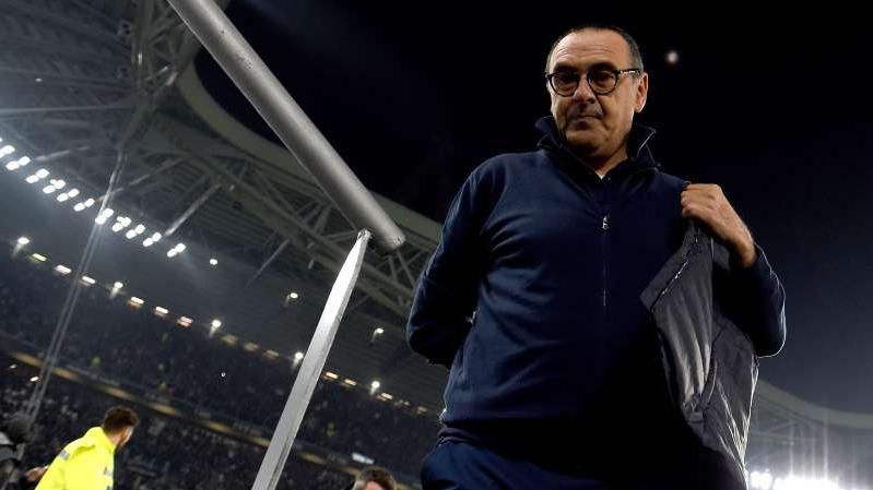 Juventus sack Sarri following Champions League failure