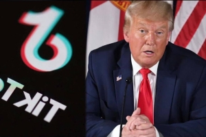 President Donald Trump, TikTok and a dangerous precedent for democracy