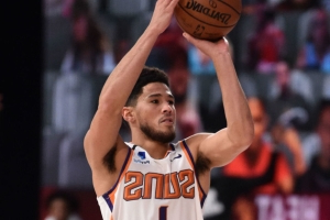 Booker: Undefeated Suns taking advantage of bubble opportunity