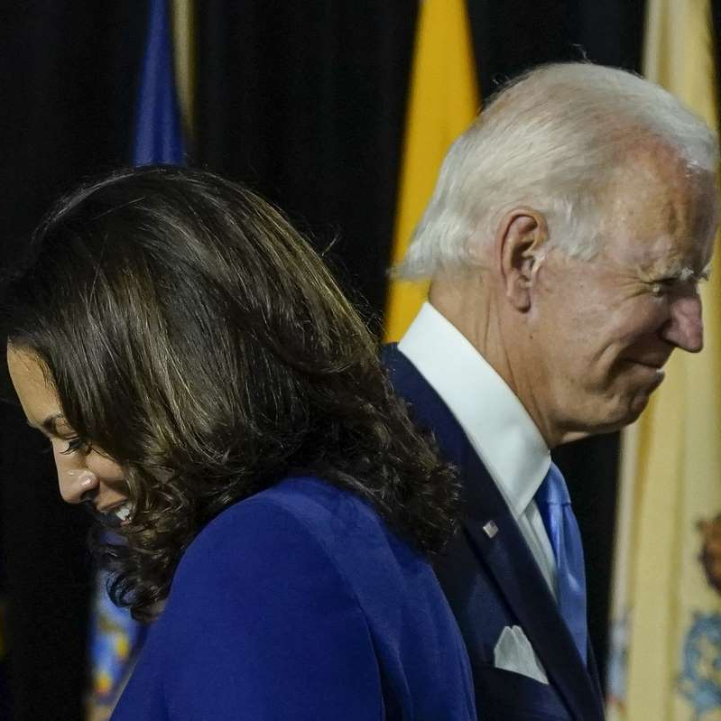 a man wearing a suit and tie: 7 Ways a Biden-Harris Administration Will Support American Moms
