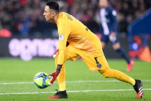 PSG: Semi-final compromised for Navas