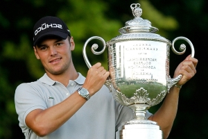 The SID calendar sheet on August 15th: Kaymer wins his first major