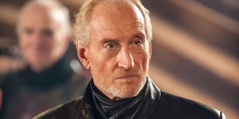 Charles Dance wearing a suit and tie: Game of Thrones star Charles Dance, who played Tywin Lannister in HBO fantasy drama series, has said he