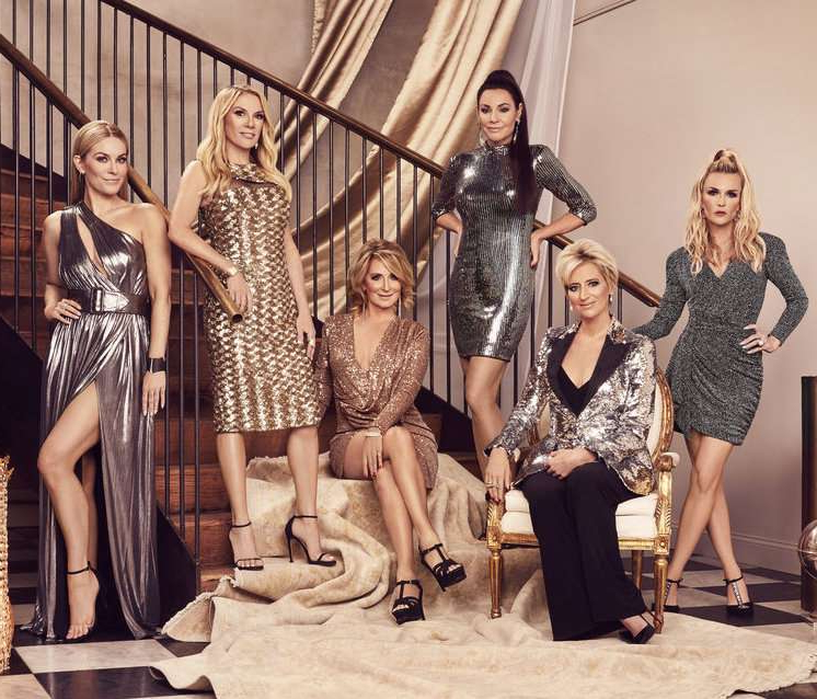 Ramona Singer, Leah McSweeney posing for the camera: The Real Housewives of New York City – Season 12