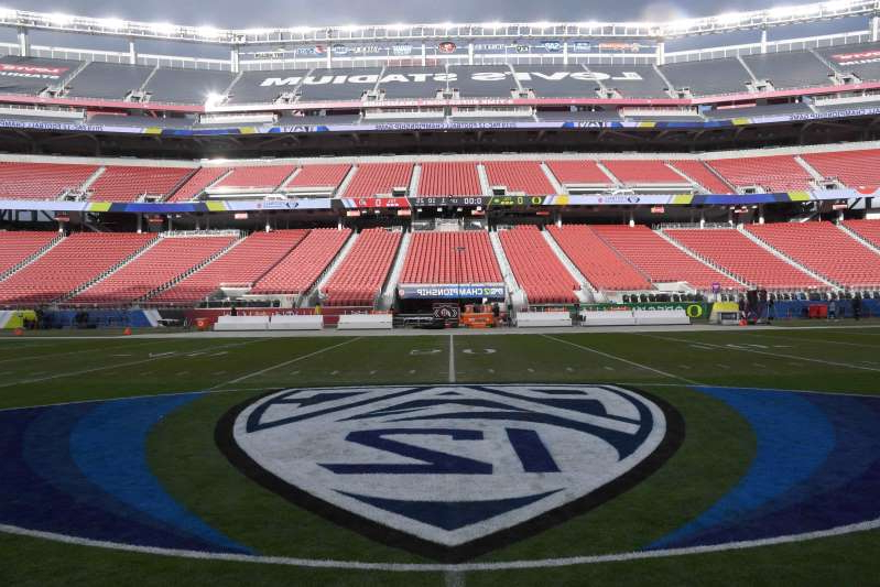 a stadium full of people: Could major change be coming to the Pac-12?