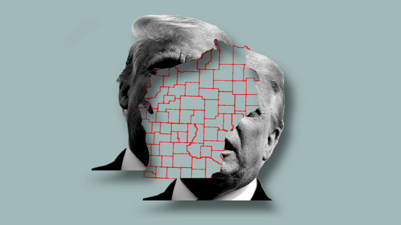 An Experiment in Wisconsin Might Reveal the Key to Defeating Trump