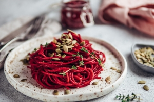Drunken Pasta: Everyone's crazy after this red wine spaghetti recipe!