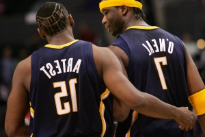He's now Metta Sandiford-Artest, 40, and he blames himself for Pacers not winning NBA title