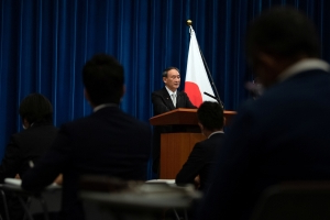 Japan's new PM Suga to meet with Pompeo in October: NHK