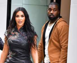 Kanye West, Kim Kardashian posing for the camera: Kim Kardashian is apparently 'at the end of her rope' with husband Kanye West after he stopped trying to get better following a mental health breakdown.