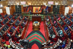 Kenya's judge advises Parliament to dissolve over lack of women