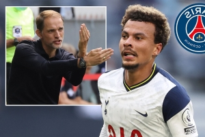 PSG confident Dele Alli wants to join club on 12-month loan