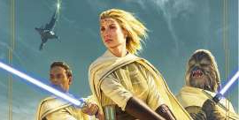 a group of people wearing costumes: Star Wars: The High Republic series will feature